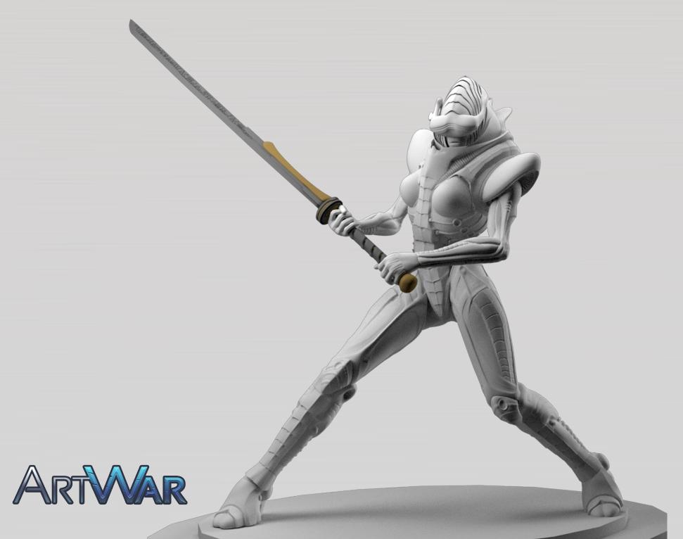 art war 3d sci fi samurai oskarsdzenis art war 3d forums